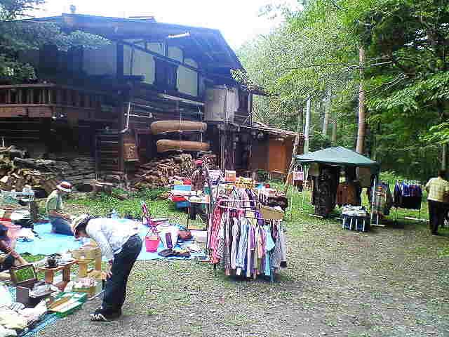 長野県・原村カナディアンファーム