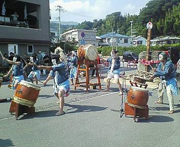 伊豆稲取・御石曳き祭り