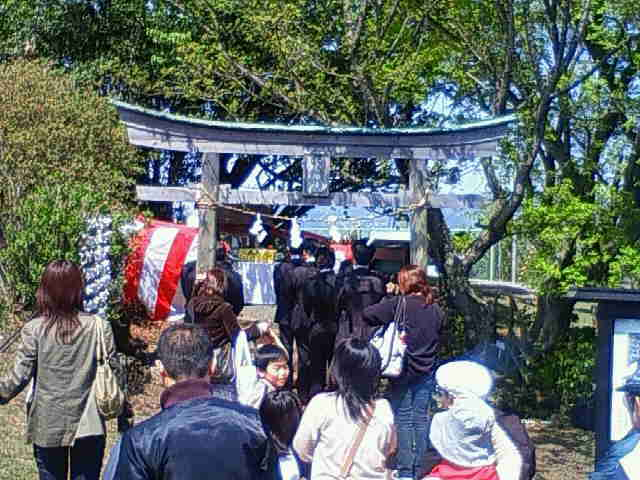 小室山つつじ祭り2日目
