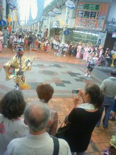 沼津・夏祭り二日目