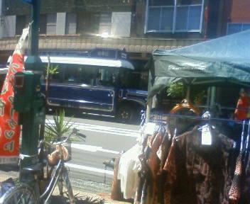 鷹の市フリーマーケット