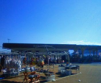長浜海浜公園フリーマーケット